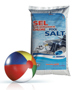 Swimming Pool Salt Sel pour piscine