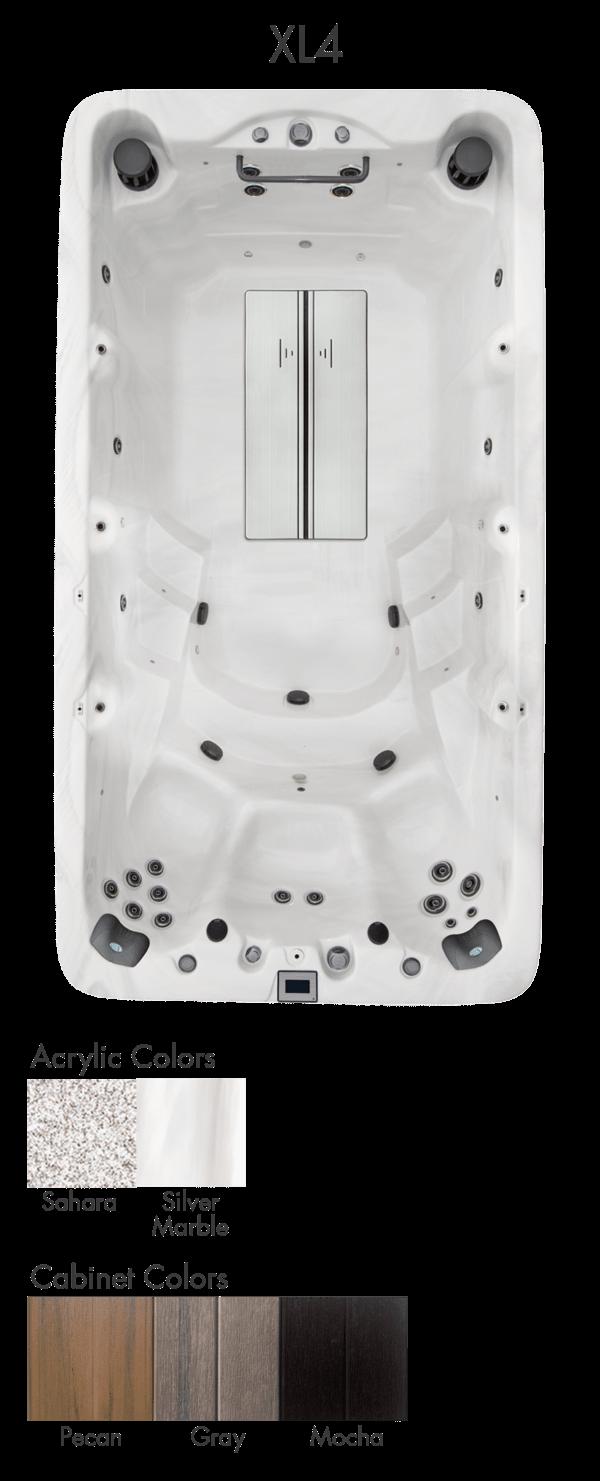 XL4 Vita Swim Spa